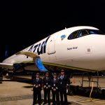 Azul recibe el primer A321neo de Brasil