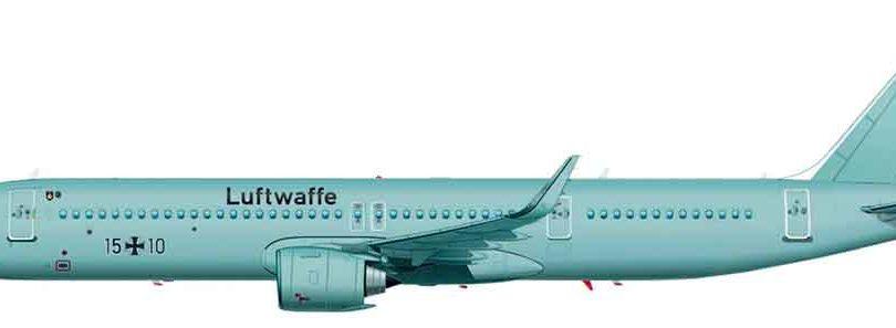A321neo LR, Fuerza Aérea Alemana