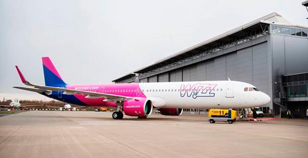 A321neo, Wizz Air