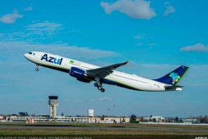 Azul, A330