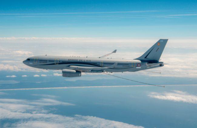 Francia encarga otros tres cisterna A330 MRTT