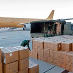 Airbus realiza nuevos suministros de mascarillas