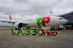 Airbus entrega el primer A330-900 a TAP Air Portugal