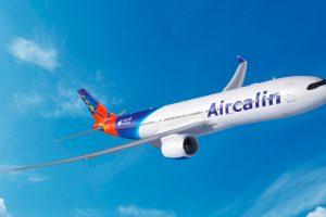 Aircalin confirma su pedido de dos A320neo y dos A330neo