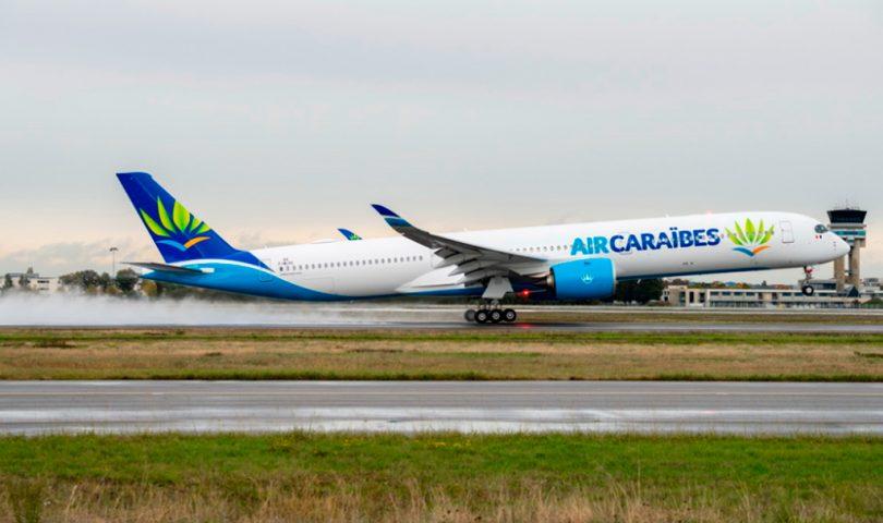 A350-1000 de Air Caraibes