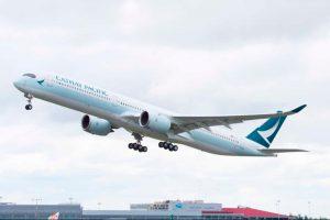 Cathay Pacific se convierte en el segundo operador del A350-1000