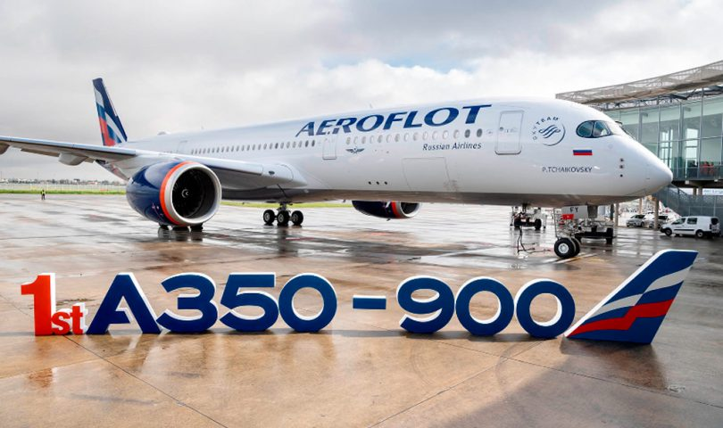 A350, A350-900, Aeroflot, Airbus