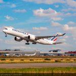 Air France realiza vuelos de repatriación para europeos