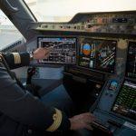 Airbus inicia entregas del A350 con pantallas táctiles para pilotos