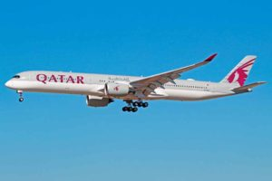 A350, Qatar Airways