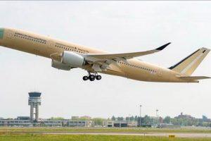 La versión Ultra Long Range del A350 XWB completa el primer vuelo