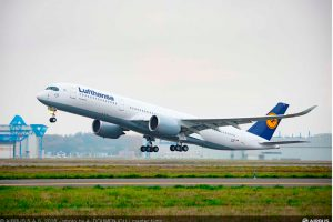 Lufthansa encarga 20 A350-900 adicionales