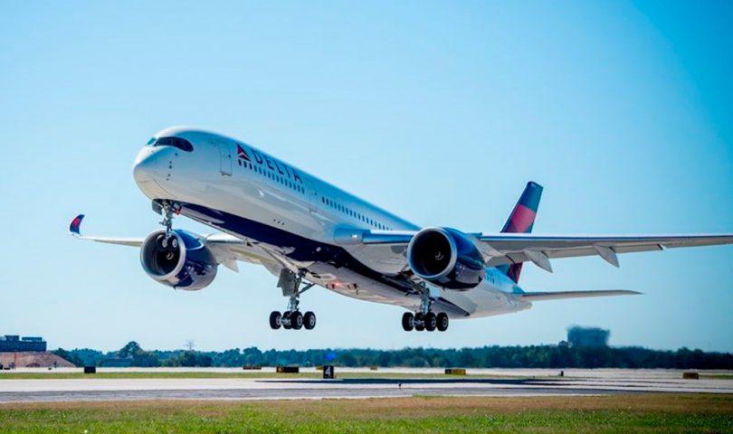 A350 de Delta