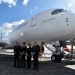 """Iberia bautiza su nuevo A350-900 con el nombre """"Museo del Prado"""""""