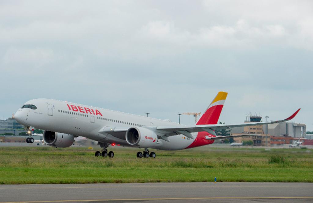 A350, Iberia