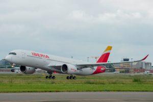 Iberia volará con el A350 a Buenos Aires y Chicago