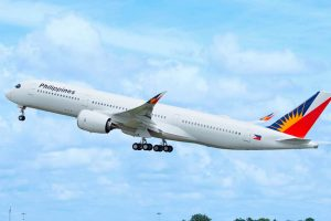 Philippine Airlines recibe su primer A350 XWB