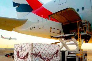 A380, Carga