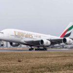 Emirates podría operar de nuevo el A380 a Sao Paulo en octubre