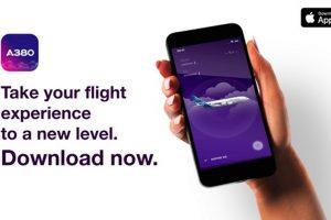 Airbus lanza su aplicación de realidad aumentada iflyA380 para iOS