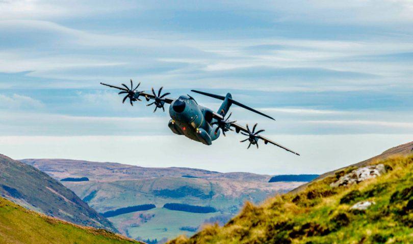 A400M, RAF, Airbus