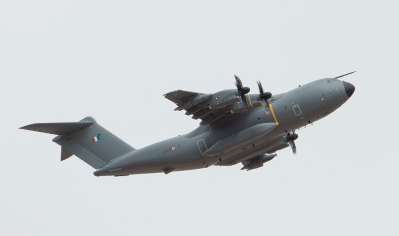 A400M, Atlas, Fuerza Aérea Francesa