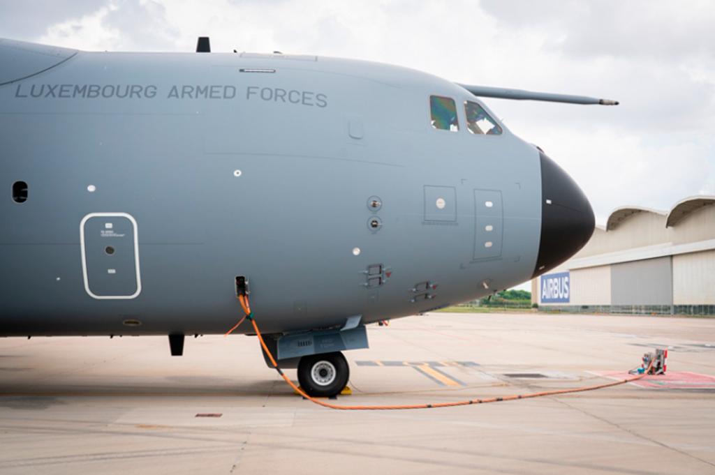 A400M, Airbus DS, Fuerza Aérea de Luxemburgo