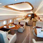 Las divisiones ejecutivas de Airbus exponen un ACJ319 y un ACH145 en NBAA