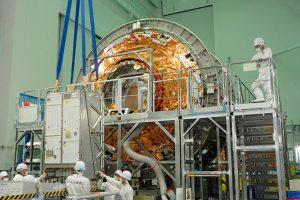 Alexander Gerst instalará un nuevo compartimento de soporte vital de la ISS