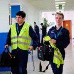 Adventia es la Escuela de Pilotos que más exámenes online acreditados ha realizado