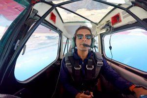 Pilotos de Adventia complementan sus estudios en la Escuela Avanzada de Vuelo RACE