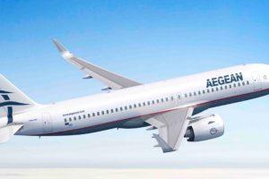 Aegean firma un acuerdo por 30 aeronaves de la familia A320neo