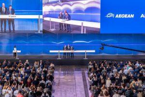 Aegean invierte en su futuro crecimiento y desarrollo