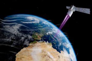 Aeolus cartografiará el viento terrestre en tiempo real