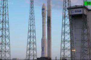 Lanzado con éxito, Aeolus, el satélite de los vientos de la ESA