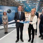 Aernnova inaugura su centro de excelencia de mecanizado