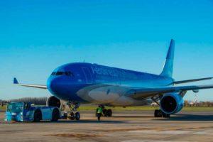 Avión, Aerolíneas Argentinas