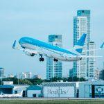 Aerolineas Argentinas repatrió a más de 10.000 personas