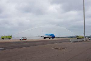 Aerolíneas Argentinas transporta a Punta del Este más de mil pasajeros diarios