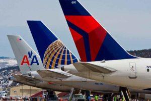 aerolíneas estadounidenses