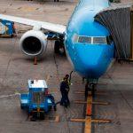 Aerolíneas Argentinas realiza vuelos de repatriación