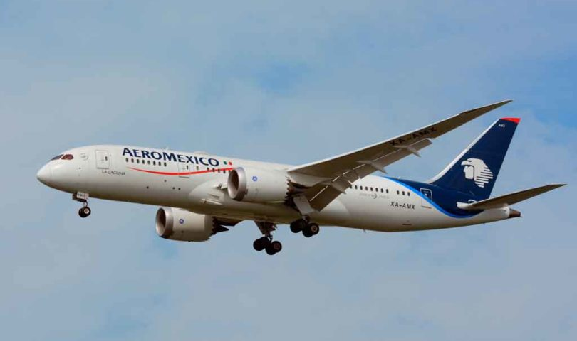 Aeromexico, Boeing