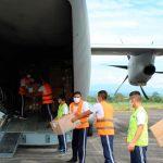 La Fuerza Aérea de Perú ha realizado 50 vuelos humanitarios