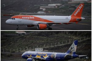 El Aeropuerto de La Palma celebra su tercer Open Day