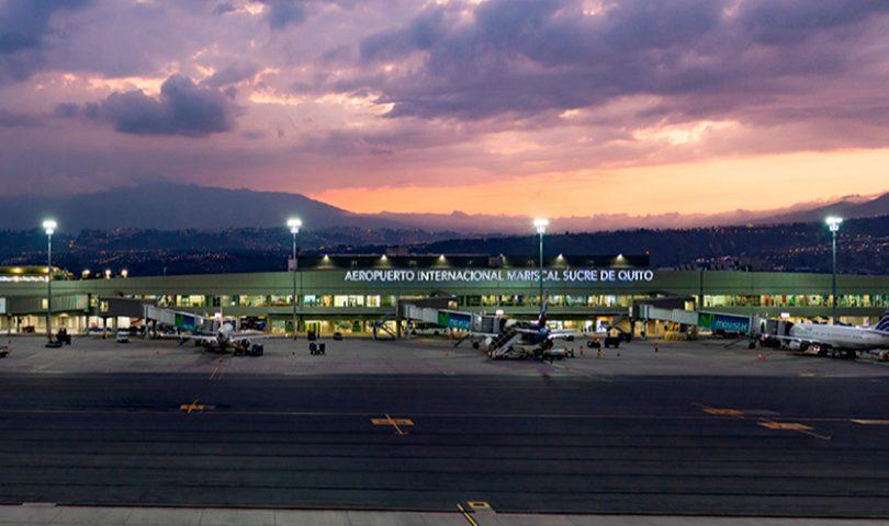 Quiport, Mariscal Sucre, Aeropuerto de Quito