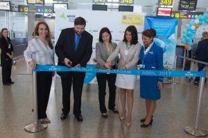 El Aeropuerto de Málaga-Costa del Sol estrena ocho rutas internacionales en el arranque de la temporada de verano