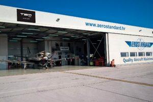 Daher amplía su red de soporte global para el TBM designando a Aero Standard como Centro de Servicio en Croacia