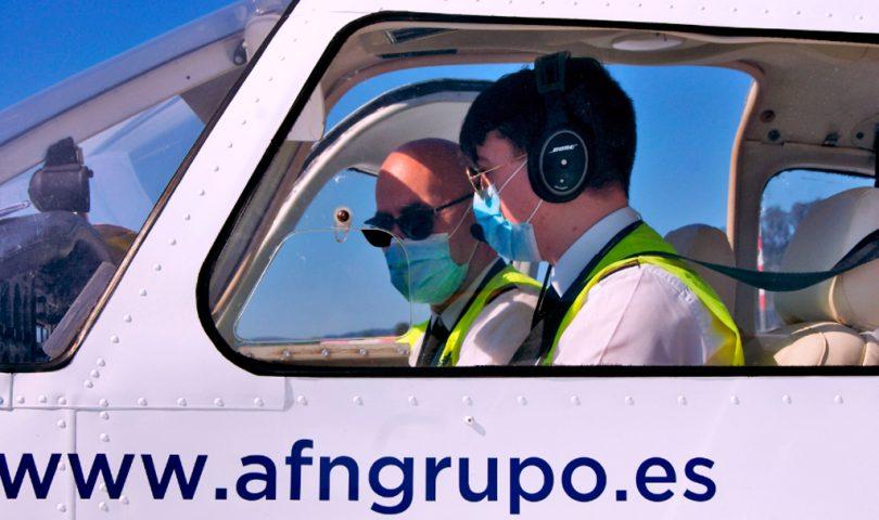 AFN, pilotos,