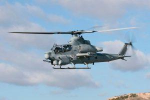 La US Navy solicita a Bell 25 nuevos helicópteros de ataque Viper AH-1Z