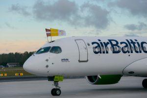airBaltic transporta al Papa Francisco en su visita oficial por el Báltico